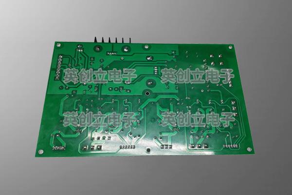 后焊插件加工板