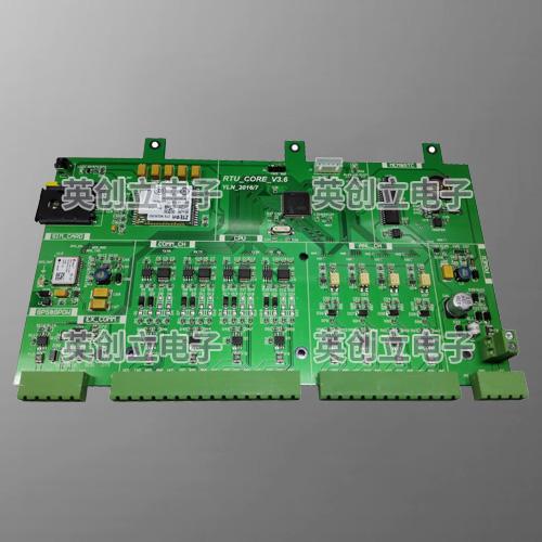 水利检测设备控制板SMT贴片加工